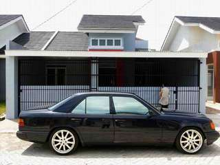 Mercedes benz 200e