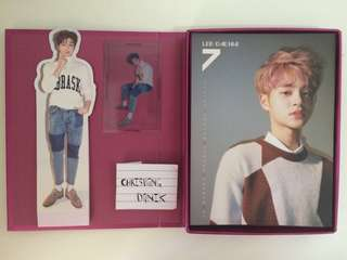 WTS WANNA ONE NOTHING WITHOUT YOU ONE VERSION