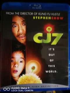 Blu-ray CJ7 (ori)