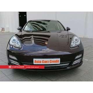 Porsche Panamera 3.6A PDK Platinum Edition