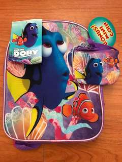 Disney Toddler Finding Dory Mini Backpack with Coin Purse