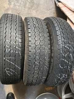 19515 van used tyre