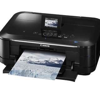 Canon Pixma Mg6150 All-in-one Wi-fi Color Printer Scanner