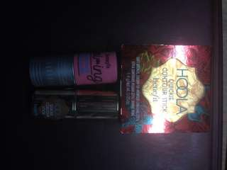 Benefit Hoola Contour and Boeing Concealer