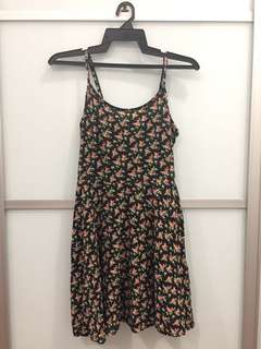 Casual Floral Dress by Cotton On