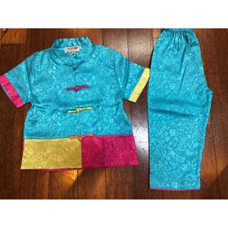 Chinese tradition Shirt & Pants for boys @ RM15 each.