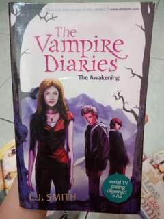 Novel The Vampire Diaries