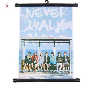 BTS HANGING WALL POSTER