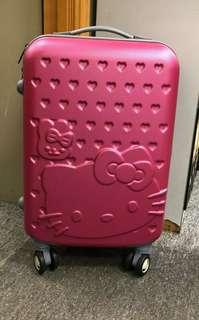 "玫瑰红色Hello Kitty Baggage行李箱20"" (如果就交收減$20)"