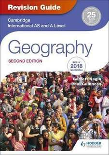 H1 / H2 A LEVEL GEOGRAPHY REVISION GUIDE