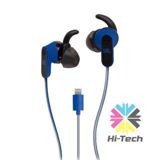 JBL Reflect Aware 噪音消除入耳式耳機藍色 JBL Reflect Aware Noise Cancellation In-Earphone