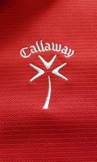 Callaway, Red golf top