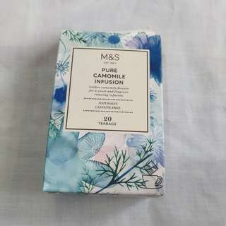 Marks & Spencer Pure Camomile Infusion 19 teabags