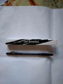 The BrowGal Eye pencil with sharpener