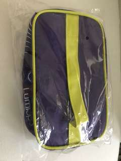 Lumispa Make Up Bag brand new