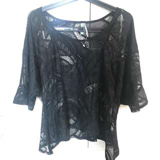 GUESS black top (NEW)