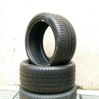Used 265/40 R19 Pirelli (2pcs) 🙋♂️