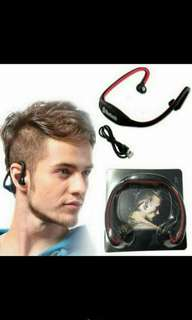 B9 bluetooth headset