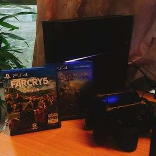 PS4 周邊