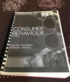 SIM RMIT Buyers Behaviour / Consumer Behaviour textbook