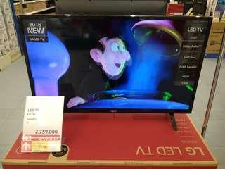LED TV Bunga 0%