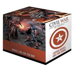 Marvel Comics - Civil War Box Set