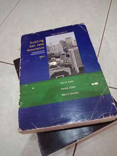 Auditing dan Jasa Assurance - jilid 1 (Alvin A. Arens, Randal J.Elder, Mark S. Beasley