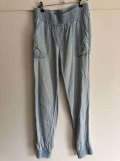 Seed harem pants size 8