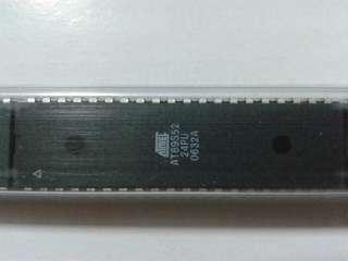 全新 ATMEL AT89S52 MCU 40PIN DIP