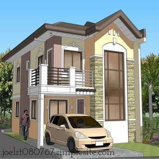 House and Lot in North Olympus Subd. Abraham St. Zabarte road 3bedrooms