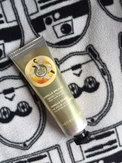 全新 body shop hand cream 潤手霜