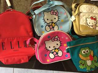 Bags for little girls