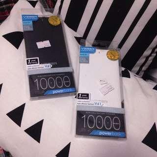 POWERBANK VEGER 10000 MAH (ORIGINAL)