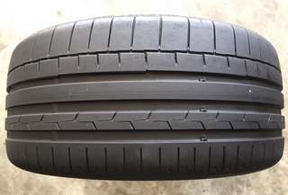 255/35/19 Continental SportContact 6 Tyres On Offer Sale