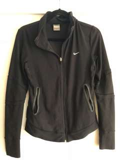 Nike zip up jacket size small- Excellent Condition