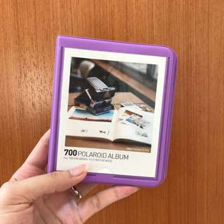 Album Instax Polaroid Wide