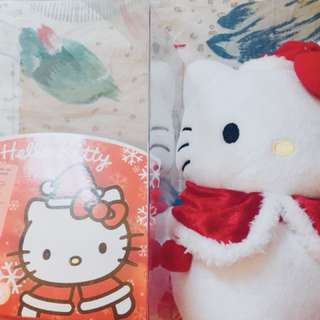 Hello Kitty  公仔 Sanrio 100% new and real