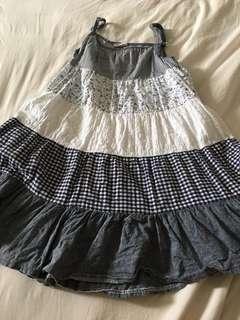 Nice summer dress for girl
