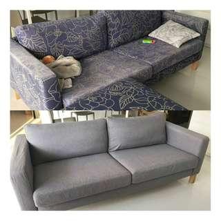 (Sofa Cover) IKEA sofa cover (Ektorp/friheten/Karlanda/ETC)
