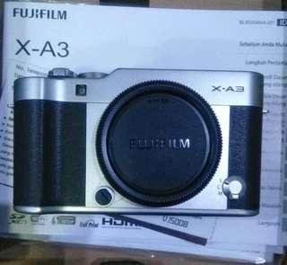 Fuji Film XA-3