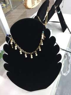 Kate spade 珍珠手鏈
