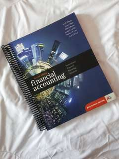 Financial Accounting: International Financial Reporting Standards 2nd Edition