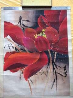 画家黄可 Chinese painting