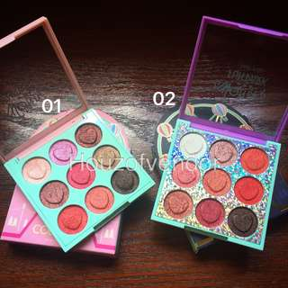Baby Fiss EyeShadow Kit