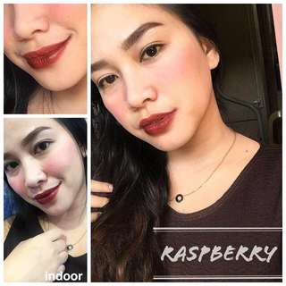 Raspberry Lip and Cheek Tint