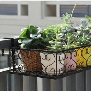 Plant Pot Holder / Parapet / Balcony