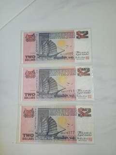 $2  ( 船 ) ship series