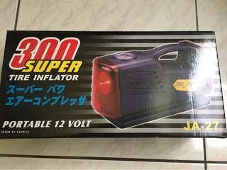 車充式隨身型打氣機