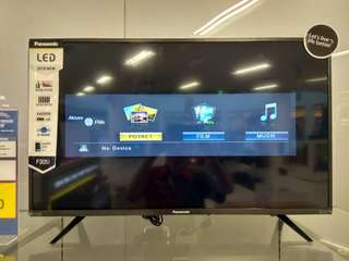 "Panasonic LED 32"" New 2018 Promo Gratis 1X cicilan"