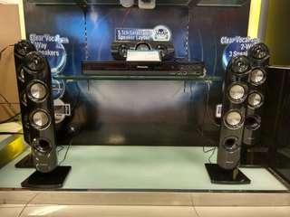 Panasonic Home Theater 5.1 Promo Cicilan Tanpa Dp